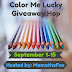 $10 Amazon GC Giveaway & Color Me Lucky Giveaway Hop
