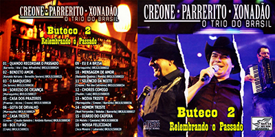 Trio Parada Dura Buteco 2 Relembrando o Passado
