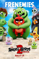 The Angry Birds Movie 2 (2019) Dual Audio [Hindi-Cleaned] 720p HC HDRip Free Download