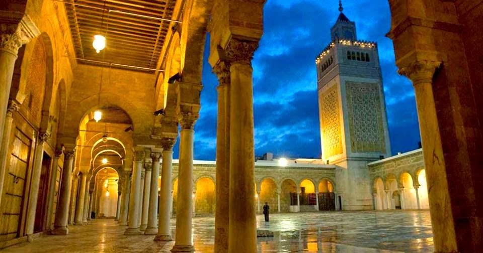 """Résultat de recherche d'images pour """"zitouna mosque tunis tunisia"""""""