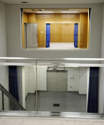 Gallows Tokyo Detention Center