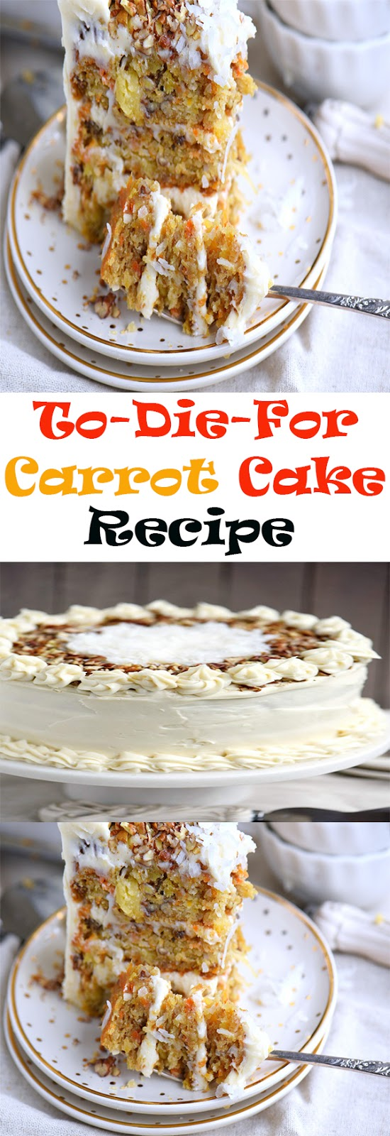To-Die-For Carrot Cake