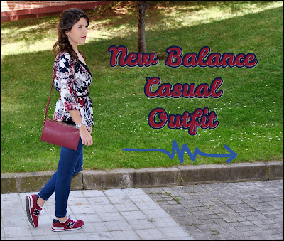 New Balance Casual Outfit :)