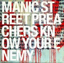 Portada disco Manic Street Preachers