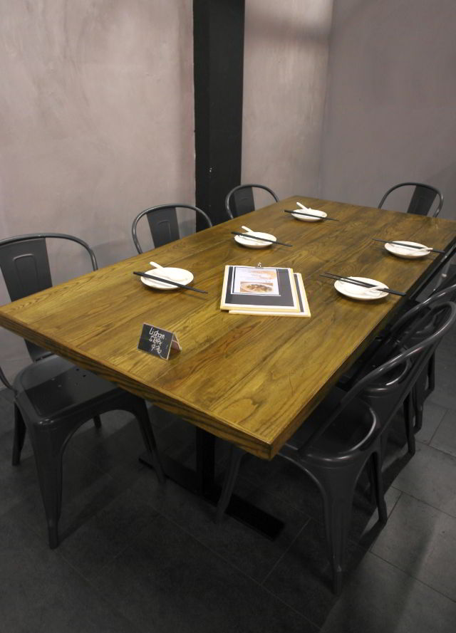 Heavy Duty Dining Room Table For Afc Homes
