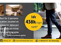 Job Vacancy at Allstay Hotel - Semarang (Civil Engineering, Admin HR, Cost Control, Cook, Cook Helper and Steward, Food Beverage Manager)
