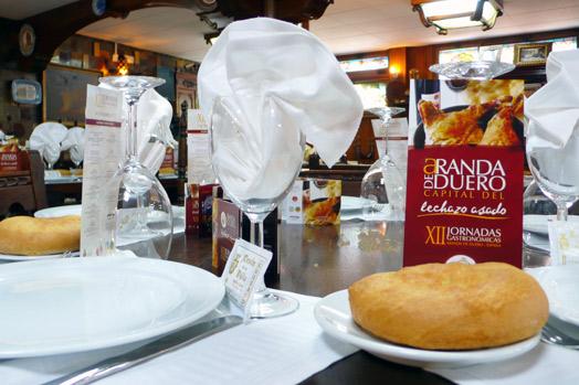 XII Jornadas del Lechazo de Aranda: ¡se puede comer más, pero no mejor!