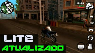 Gta San Andreas Lite V8 Mali Gpu 200mb Gamer Sky Chneal