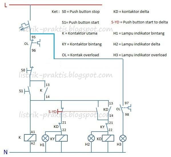 Gambar wiring diagram delta jzgreentown wiring diagram delta bintang segitiga asfbconference2016 Choice Image