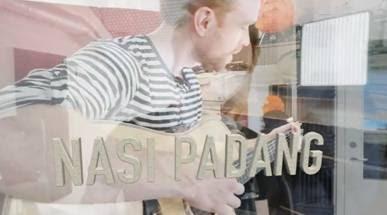 Video youtube lagu nasi padang dari kvitlan viral di indonesia, kenapa?