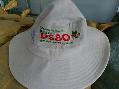 Nhận may nón tai bèo quảng cáo cho công ty lộc trời - Công ty may mũ nón Kim Cương xin gửi lời cảm ơn đến công ty Lộc trời đã tin tưởng và ủng hộ chúng tôi