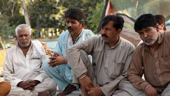 Every family has relatives left behind in Pakistan, and they fear for their safety, especially after strikes in Balakot, Pakistan