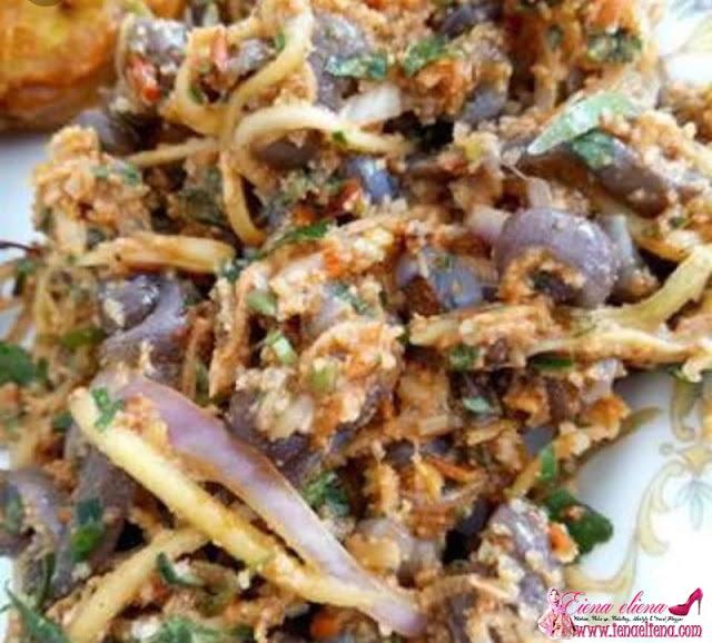 makanan Eksotik Komuniti Melayu, Langkawi Kedah yang popular iaitu 'bronok'