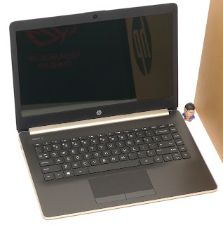 Laptop Baru HP 14-cm0068AU AMD A9 Malang
