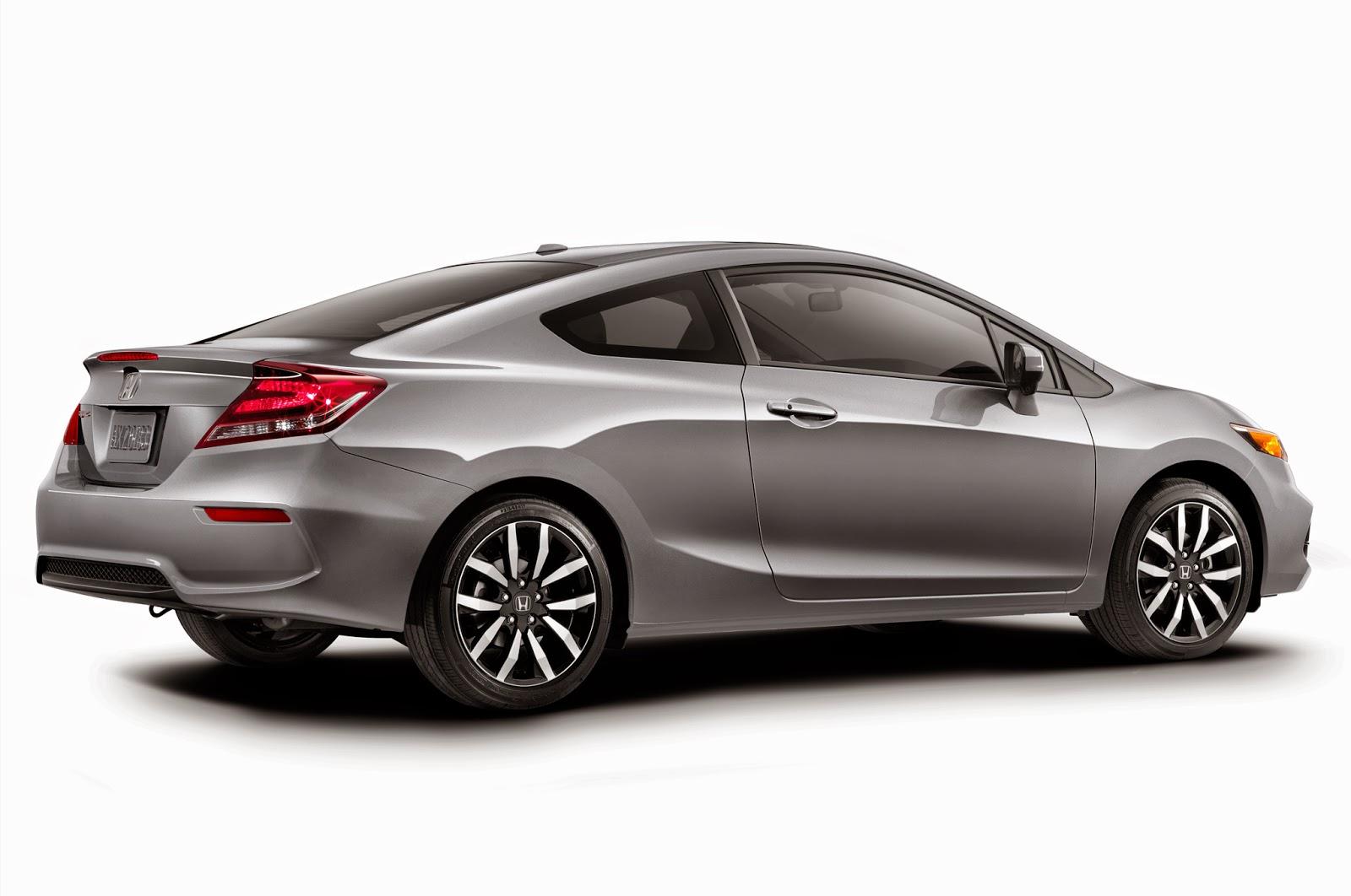 Gambar Honda Civic 2015