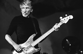 El músico Roger Waters