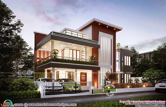 Modern contemporary 2583 square feet home