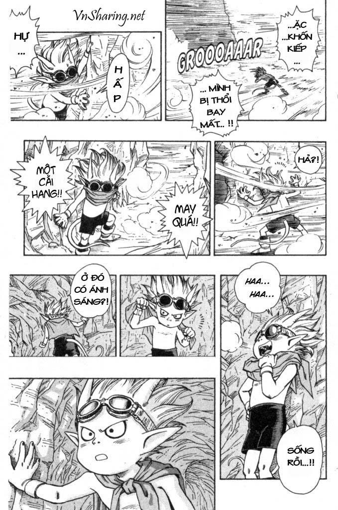 SandLand chap 9 trang 11
