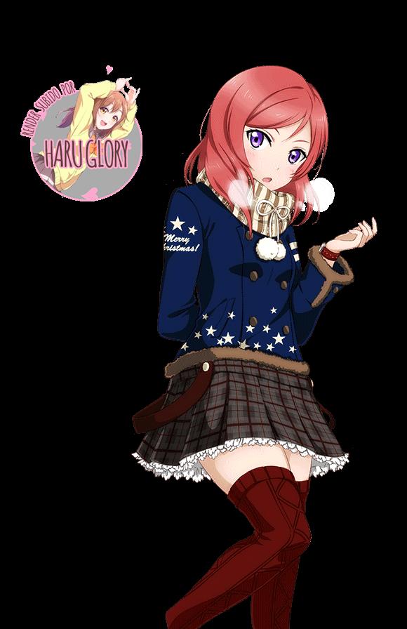 Maki Nishikino 26 (navidad)