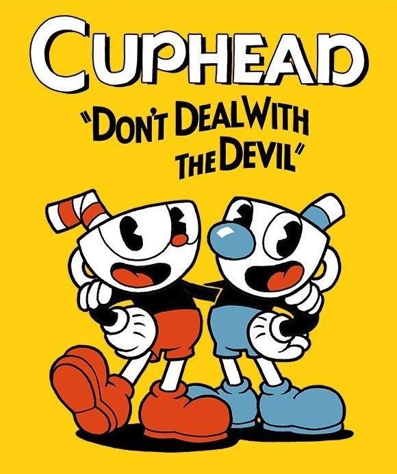 Cuphead PC Cover Caratula