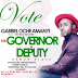 Musician, Terry G, declares his intention to run for Governor and Deputy Governor of Benue state