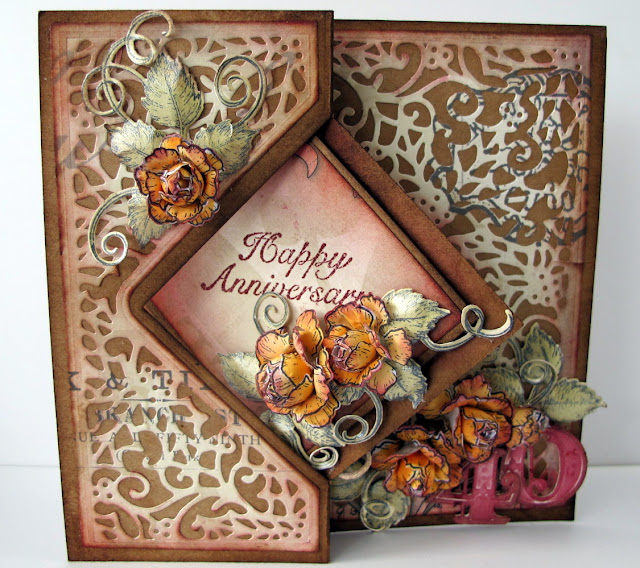 Susan Smit The Crafters Companion Love Today Is