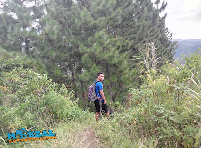 Bukit Tangkeban desa nyalembeng