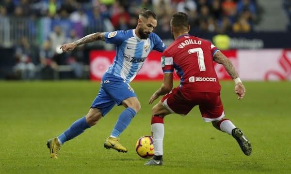 Málaga, el Granada será el segundo rival de pretemporada