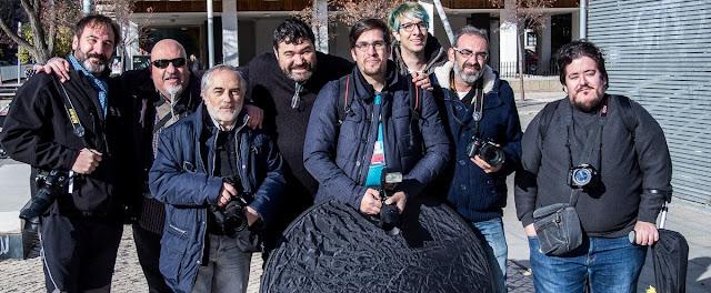 Salon del comic de Zaragoza 2017 - Los fotografos