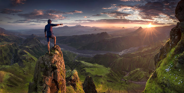 Green Pear Diaries, fotografía, paisajes, Max Rive, landscape photography, montañas