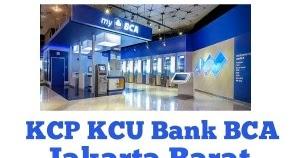 Alamat Kcp Kcu Kantor Bank Bca Jakarta Barat Pgsj Online