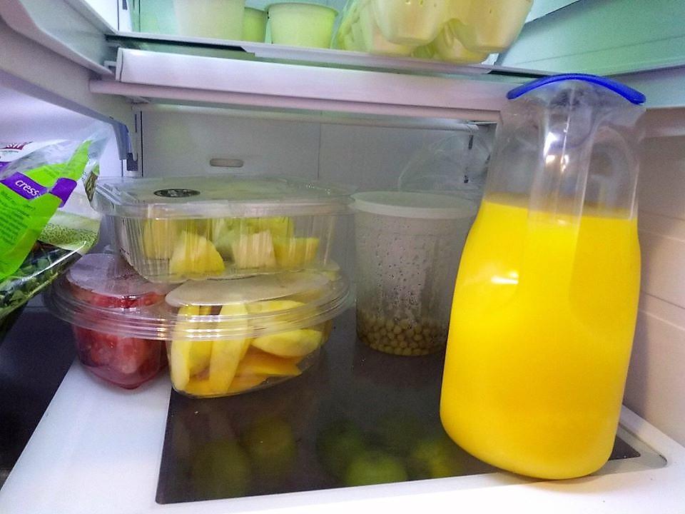 C mo eliminar los malos olores del refrigerador p gina femenina - Como eliminar los malos olores ...
