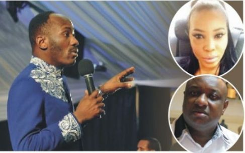 Apostle Suluman: Why Stephanie Otobo Is After Me