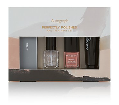 marks and spencer perfectly polished nail treatment set