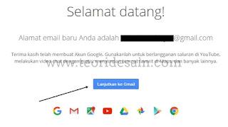 Daftar Gmail Terbaru Lewat Komputer Langkah Terakhir