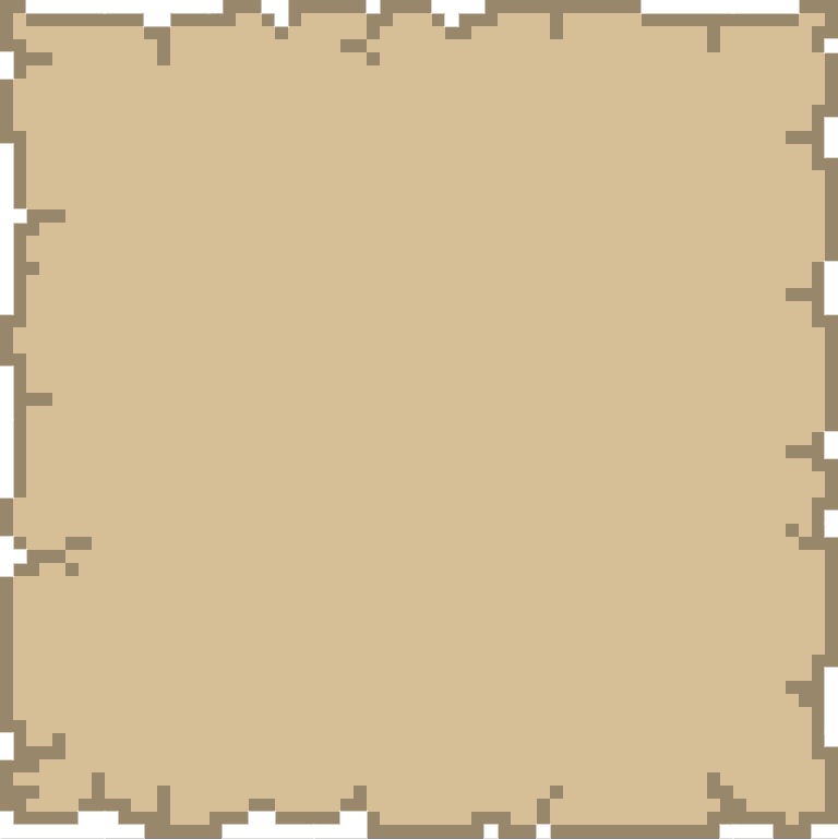 Minecraft Crafting Table Blank