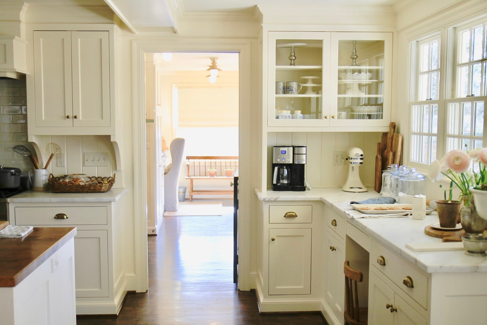 Jenny Steffens Hobick: Pre-Spring House Tour   Kitchen & Hearth