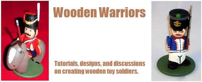 Wooden Warriors