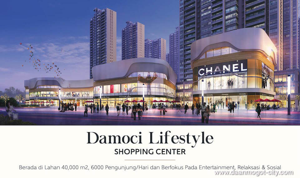 Damoci Lifestyle Shopping Center