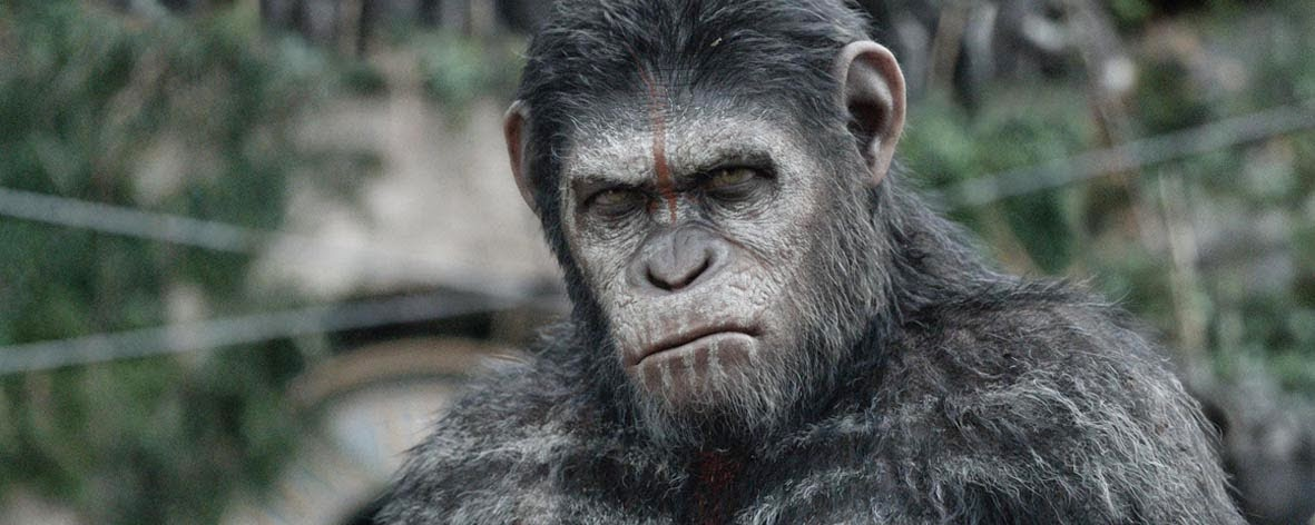 Dawn of the Planet of the Apes - Ewolucja Planety Małp - 2014