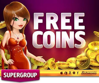 how to get free coins on slotomania