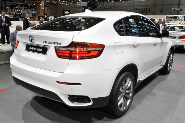 Carsbond New Bmw X6 2012 Facelift