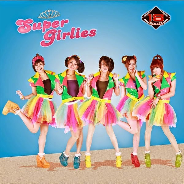 Super Girlies - Super Girlies (Full Album 2014)