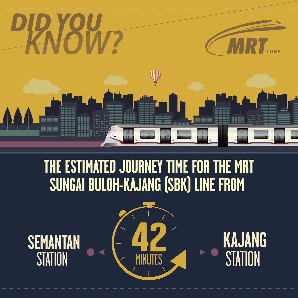 MRT Sungai Buloh - Kajang (SBK) Line 17.7.17 #JomNaikMRT