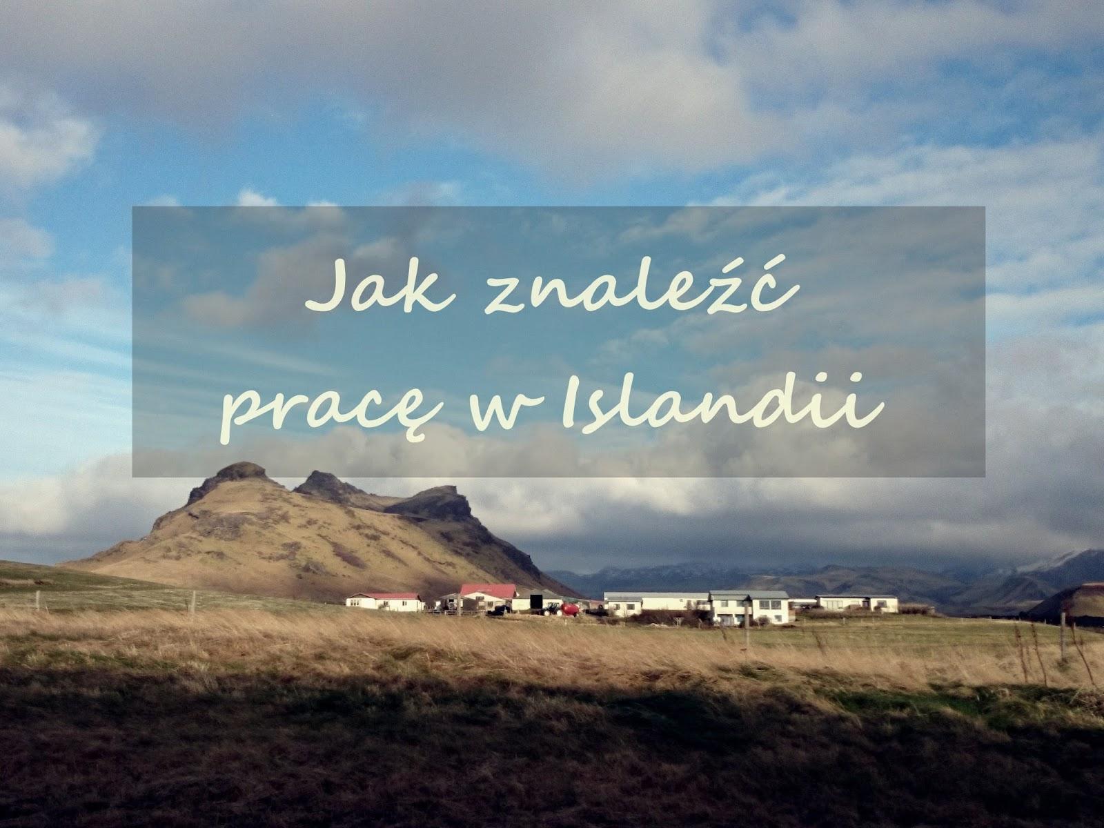 praca w Islandii, Islandia, praca, hotel, krajobraz, góra, panidorcia, Pani Dorcia