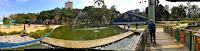 Fonte no Parque Santos Dumont