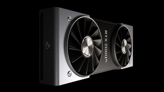 تعرف على بطاقات GeForce RTX 2070 و RTX 2080 و RTX 2080 Ti الجديدة