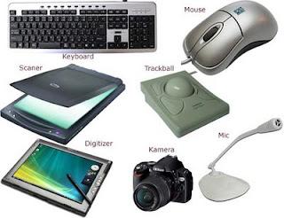 Perangkat Input dan Fungsinya, macam-macam input device dan fungsinya.
