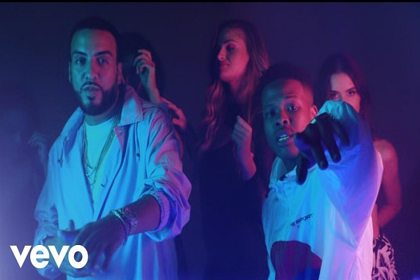 VIDEO : Nasty C - Allow ft. French Montana
