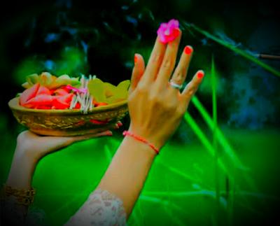 Makna Dan Fungsi Bunga Dalam Upacara Yajna Agama Hindu
